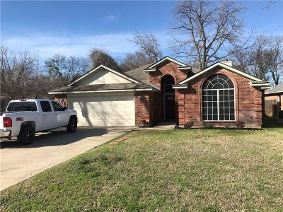 Lake Worth Single Family Home Active Option Contract: 7008 Pawnee Trail