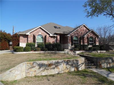 Flower Mound Single Family Home Active Option Contract: 4908 Bayberry Street
