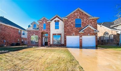 Grand Prairie Single Family Home Active Contingent