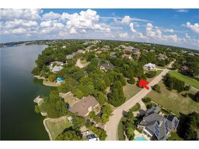 Rockwall, Royse City, Fate, Heath, Mclendon Chisholm Residential Lots & Land For Sale: 10 Cove Ridge Road