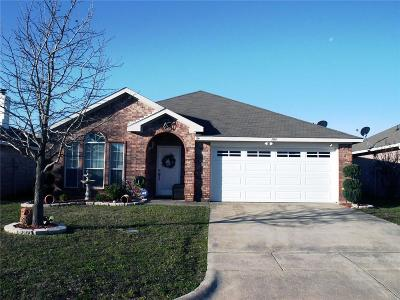 Terrell Single Family Home For Sale: 109 Kennedy Drive