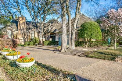 Single Family Home For Sale: 16024 Chalfont Place