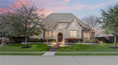 Allen Single Family Home For Sale: 1722 Lexington Avenue