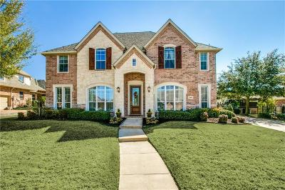 Flower Mound Single Family Home For Sale: 3008 Southmoor Trail