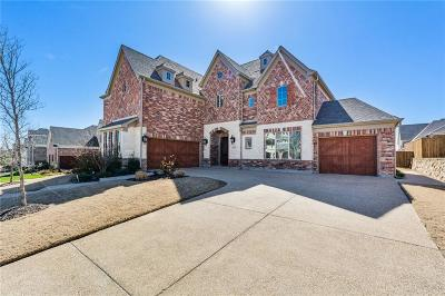 McKinney Single Family Home For Sale: 8629 Palermo Way