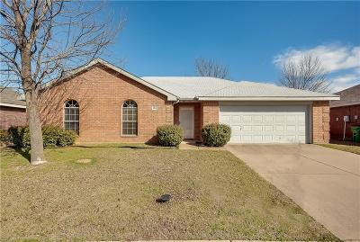 Mckinney Single Family Home Active Option Contract: 2712 Douglas Drive
