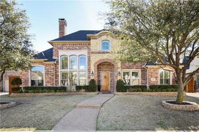 Frisco Single Family Home For Sale: 4437 Druid Hills Drive