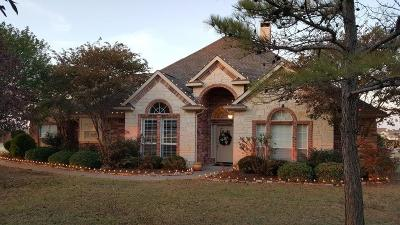 Crandall Single Family Home For Sale: 1389 Masters Drive