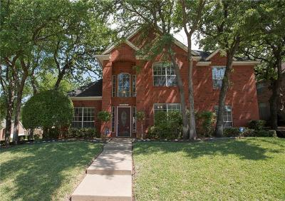 Grapevine Single Family Home For Sale: 1824 Haydenbend Circle