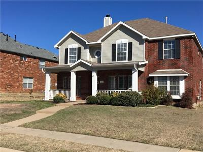 Keller Single Family Home Active Option Contract: 409 Shumard Oak Trail