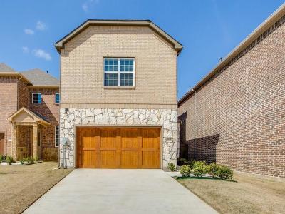 Carrollton Single Family Home For Sale: 2313 Crystal Falls Drive