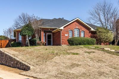 Lewisville Single Family Home For Sale: 1426 Swan Court