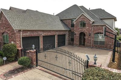 Lewisville Single Family Home Active Option Contract: 623 Sword Bridge Drive