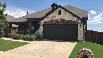 Aubrey Single Family Home For Sale: 8316 Bonanza Street