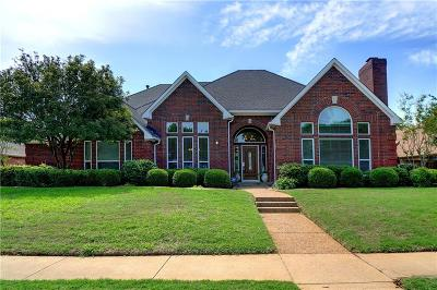 Coppell Single Family Home For Sale: 805 Falcon Lane
