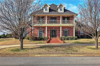 Sherman Single Family Home For Sale: 500 Baker Park Drive