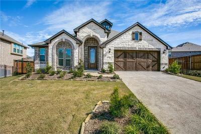 Collin County Single Family Home For Sale: 1317 Port Royale Place