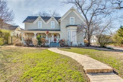 McKinney Single Family Home For Sale: 702 S Parker Street