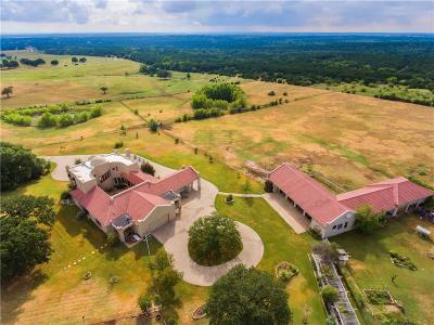 Granbury Farm & Ranch For Sale: 3501 Meander Road