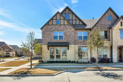 Carrollton Townhouse For Sale: 2400 Holt Drive #D