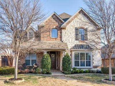 Frisco Single Family Home For Sale: 14606 Falling Leaf Drive