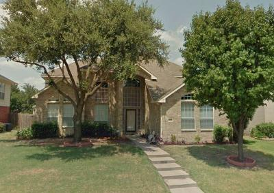 Grand Prairie Single Family Home For Sale: 2742 Kingswood Boulevard