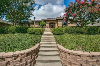 Single Family Home For Sale: 2214 Meadowview Drive