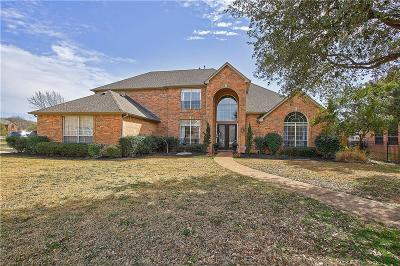 Southlake Single Family Home Active Option Contract: 706 Dover Place