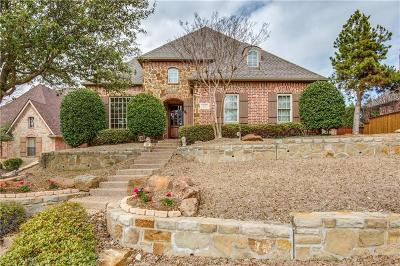 McKinney Single Family Home Active Option Contract: 4400 Clifton Lane