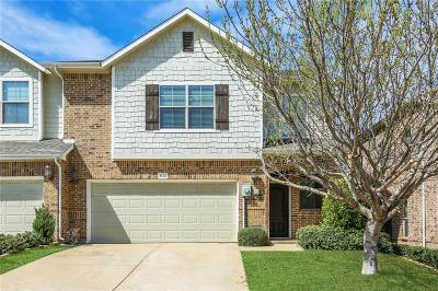 Irving Townhouse Active Option Contract: 4123 Florence Drive
