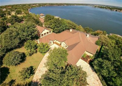 Granbury Single Family Home For Sale: 7004 Arbor Bluff Court