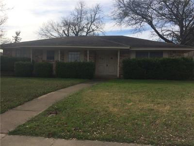 Duncanville Single Family Home For Sale: 610 Little Creek Drive