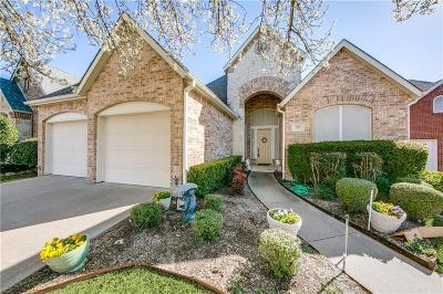 Desoto Single Family Home Active Option Contract: 1864 Masters Drive