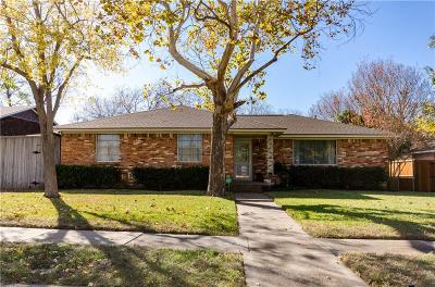 Dallas Single Family Home For Sale: 5843 Sunnywood Drive