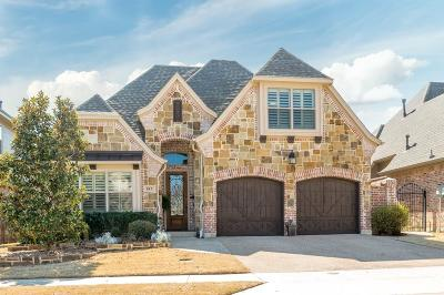 Keller Single Family Home For Sale: 812 Silver Lake Drive