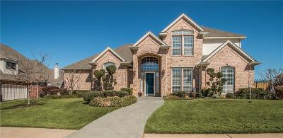 Colleyville Single Family Home Active Option Contract: 512 Bridlewood N