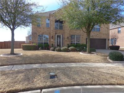 Cedar Hill Single Family Home For Sale: 1018 Molly