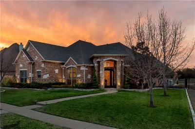 North Richland Hills Single Family Home Active Option Contract: 8405 Forest Glenn Court