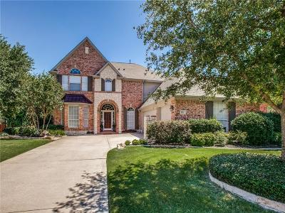 Southlake, Westlake, Trophy Club Single Family Home For Sale: 1211 Normandy Drive