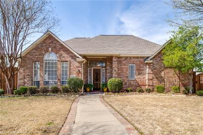 Plano Single Family Home For Sale: 8409 Bradford Drive
