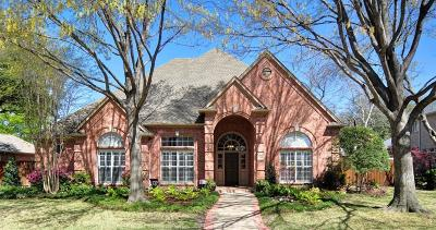 Coppell TX Single Family Home For Sale: $574,900