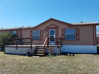 Alvarado Single Family Home For Sale: 916 County Road 207