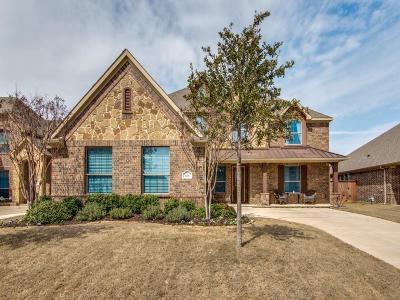 Keller Single Family Home For Sale: 608 Shadow Glen Lane