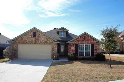 Benbrook Single Family Home Active Option Contract: 10517 N Haven Drive