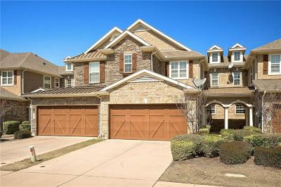The Colony TX Townhouse For Sale: $245,000