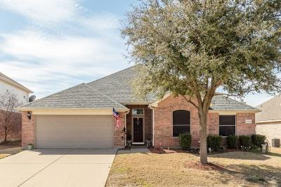 Mansfield Single Family Home Active Option Contract: 3205 Silver Point Court