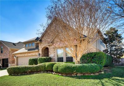 McKinney Single Family Home For Sale: 3500 White Water Lane