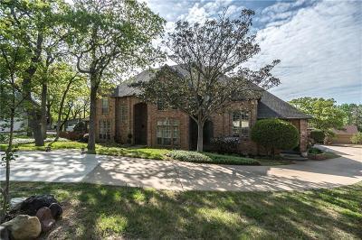 Southlake, Westlake, Trophy Club Single Family Home For Sale: 121 Pebble Beach Drive