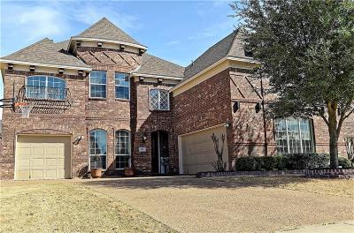 Mansfield Single Family Home Active Contingent: 703 Champion Way