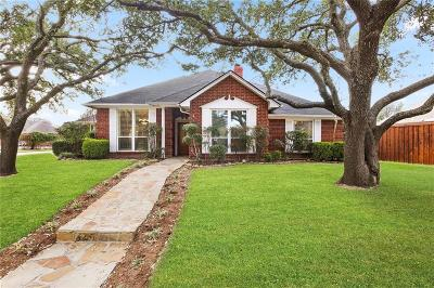 Fort Worth Single Family Home Active Option Contract: 7008 Golden Gate Drive E